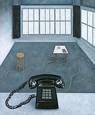 Telephone by Scott Kahn (Giclee Print)