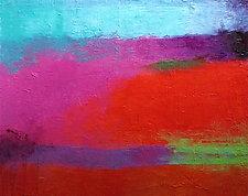 Going Somewhere II by Katherine Greene (Acrylic Painting)