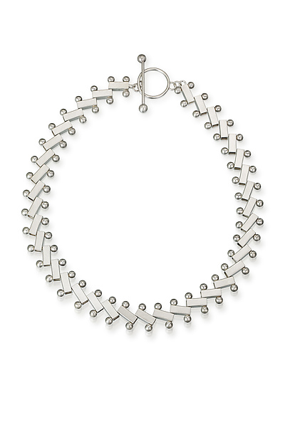 Heavy Stairway Necklace