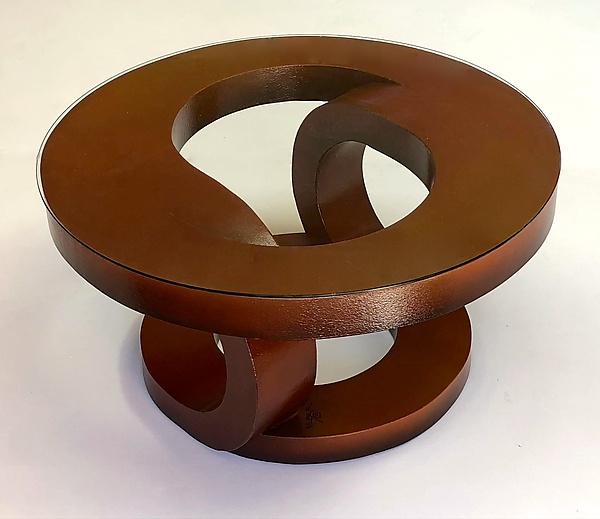 Burnt Umber Coffee Table