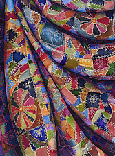 Maid of Bedlam Quilt by Helen Klebesadel (Giclee Print)