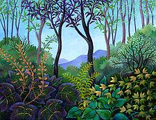A Glimpse Beyond by Wynn Yarrow (Giclee Print)