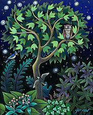 Night Magic by Wynn Yarrow (Giclee Print)