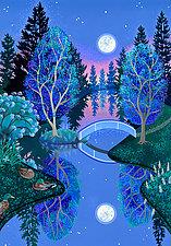 The Dreaming by Wynn Yarrow (Giclee Print)