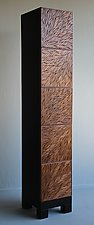 Winslow Tower by Kevin Irvin (Wood Cabinet)