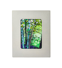 The Energy of Nature's Light by Alice Benvie Gebhart (Art Glass Wall Sculpture)