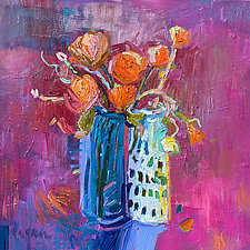 Soul Sisters by Dorothy Fagan (Oil Painting)