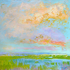 New Dawn by Dorothy Fagan (Oil Painting)