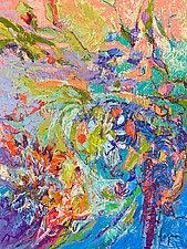 Elixir d'Light by Dorothy Fagan (Oil Painting)