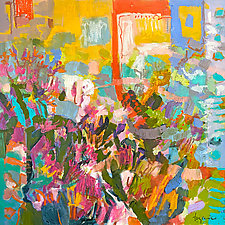 Sprouting by Dorothy Fagan (Oil Painting)