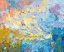 Let Twilight Be by Dorothy Fagan (Oil Painting)