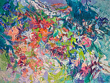 Wandering Wonder by Dorothy Fagan (Oil Painting)