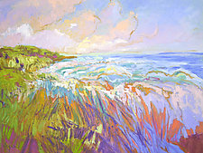 High Tide II by Dorothy Fagan (Oil Painting)