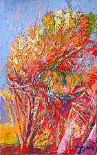 Garden of Seven Graces: Compassion by Dorothy Fagan (Oil Painting)