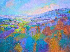 Serenity by Dorothy Fagan (Pastel Painting)