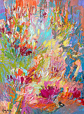 Cherished by Dorothy Fagan (Oil Painting)