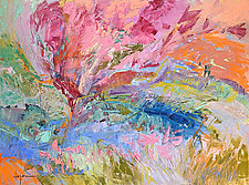 Cherished Day by Dorothy Fagan (Oil Painting)