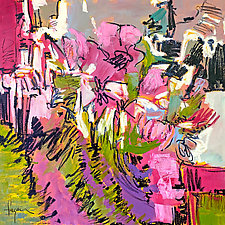 And to Everything There Is a Season, Bloom I by Dorothy Fagan (Oil Painting)