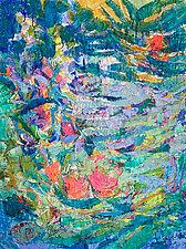 Stir My Heart by Dorothy Fagan (Oil Painting)