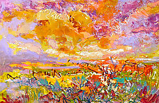 Radiance Remembered by Dorothy Fagan (Oil Painting)