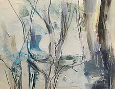 Sonoma Oaks by Sara Post (Acrylic Painting)