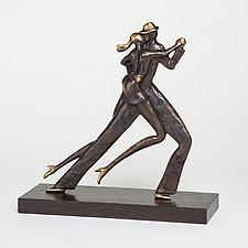 Tango Couple 1 by Scott Nelles (Metal Sculpture)