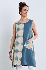 Gemini Linen Dress by Laura Hunter (Linen Dress)