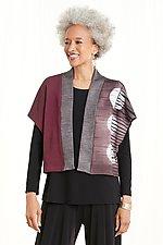 Strata Shibori Vest by Laura Hunter (Shibori Vest)