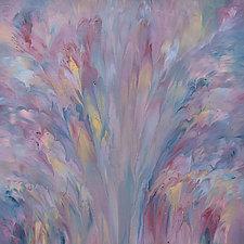 Morning Glory by Cassandra Tondro (Acrylic Painting)