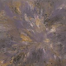 Exploding Myth by Cassandra Tondro (Acrylic Painting)