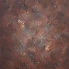 Healing Earth by Cassandra Tondro (Acrylic Painting)