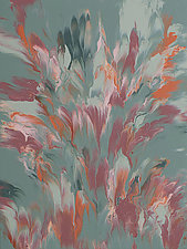 Sagebrush by Cassandra Tondro (Acrylic Painting)