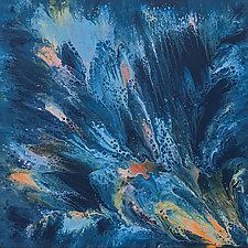 Rising Tide by Cassandra Tondro (Acrylic Painting)