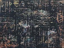 Dark Night of the Soul by Cassandra Tondro (Acrylic Painting)