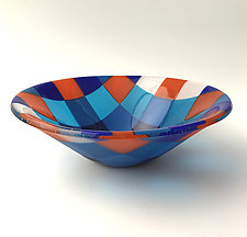 Bellatoo by Sabine  Snykers (Art Glass Bowl)