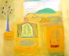 New Land Emerging by Heidi Daub (Acrylic Painting)