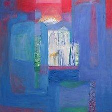 Subterranean by Heidi Daub (Acrylic Painting)