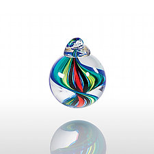 Marbleous by Fritz Lauenstein (Art Glass Ornament)