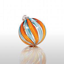 Vaudeville by Fritz Lauenstein (Art Glass Ornament)