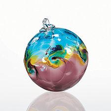 Big Sur by Scott Simmons (Art Glass Ornament)