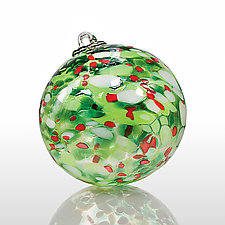 Comfort and Joy by Angelo Fico (Art Glass Ornament)
