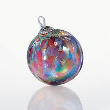 Copacabana by Glass Eye Studio (Art Glass Ornament)