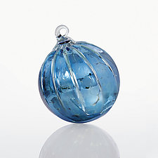 O Night Divine by Glass Eye Studio (Art Glass Ornament)