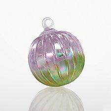 Nosegay by Glass Eye Studio (Art Glass Ornament)