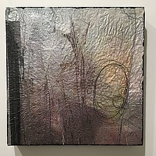 Misty Morn by Wen Redmond (Mixed-Media Wall Hanging)