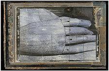 The Creative Hand by Wen Redmond (Fiber Wall Hanging)