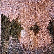 Shoreline by Wen Redmond (Hand-Colored Photograph)
