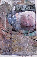 Sense of Touch by Wen Redmond (Fiber Wall Hanging)