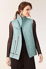 Urban Vest by Teresa Maria Widuch  (Wool Vest)