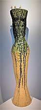 The Figure as Landscape by Cathy Broski (Ceramic Sculpture)